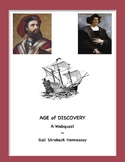 Age of Discovery(Age of Exploration): A Webquest