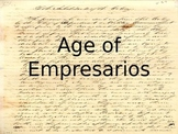 Age of Empresario's PowerPoint