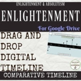 Age of Enlightenment Activity DIGITAL Comparative Timeline