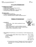 Age of Enlightenment: Background, Origins, and Characteristics- Great Handout!!