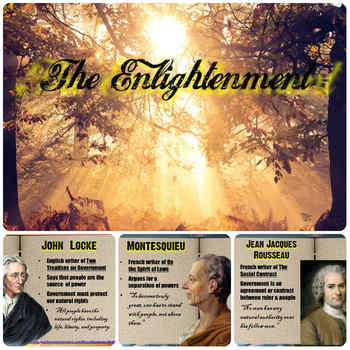 Age of Enlightenment PowerPoint Book