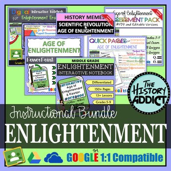 Age of Enlightenment Instructional Bundle