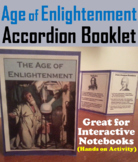 Age of Enlightenment Interactive Notebook Activity