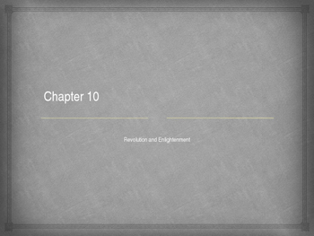 Age of Enlightenment PowerPoint