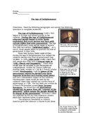 Age of Enlightenment overview and questions