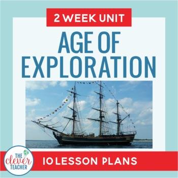 Age of Exploration: 2 Week Interactive Social Studies Unit for Grades 5-8