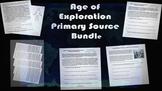 Age of Exploration: 5 Primary Sources (Columbus Magellan Da Gama Cortes Pizarro)