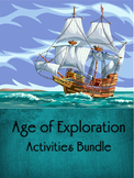 Age of Exploration Activities Bundle - 12 Lessons in 1!