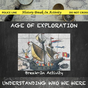 Age of Exploration Break In Activity