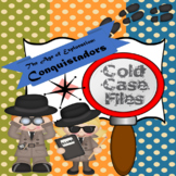 Age of Exploration - Cold Case Files & Leveled Reading Passages