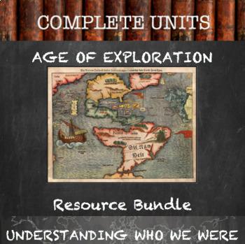 Unit Resource Bundle:  Age of Exploration