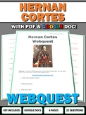 Age of Exploration - Cortes - Webquest
