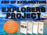 Age of Exploration / European Explorers - Research Project
