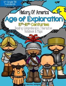 Age of Exploration - European Explorers {TN 4th Grade}
