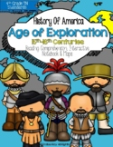 Age of Exploration - European Explorers {TN 4th Grade}