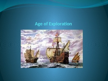 Age of Exploration, Explorers