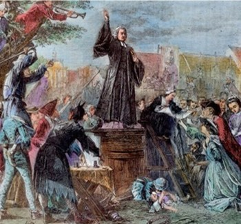 Primary Source Quiz: Jonathan Edwards: Sinners in the Hands of an Angry God