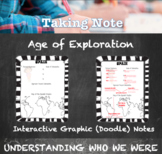 Age of Exploration Guided Graphic Doodle Notes
