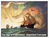The Age of Exploration - Important Concepts + Assessment