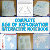 Age of Exploration Interactive Notebook