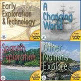 Age of Exploration US History Bundle