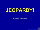 Age of Exploration Jeopardy Game
