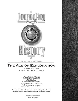 The Age of Exploration Journaling Through History