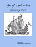 Age of Exploration Learning Unit