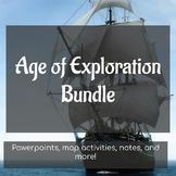 Age of Exploration Unit - Lesson Bundle