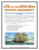 Age of Exploration - Life on the Seas - Webquest, Journal Assignment