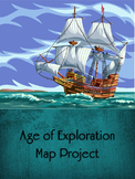 Age of Exploration Map Project