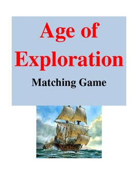 Age of Exploration - Matching Game