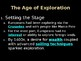 Day 053_Age of Exploration: Motives for Exploration --- PowerPoint