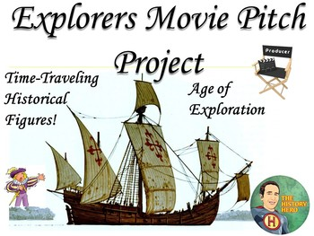 Age of Exploration - Movie Pitch Project