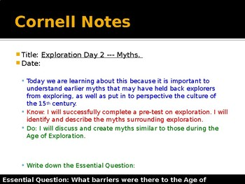 Age of Exploration - Myths