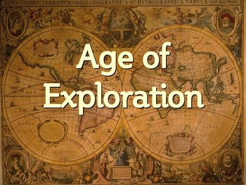 Age of Exploration Notes Slides