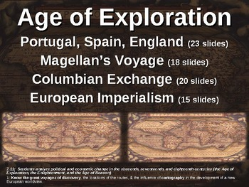 Age of Exploration! (PART 2: MAGELLAN'S VOYAGE) visual, textual, engaging