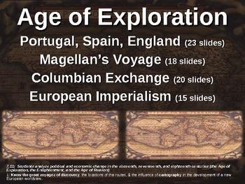 Age of Exploration! (PART 4: EUROPEAN IMPERIALISM) visual,