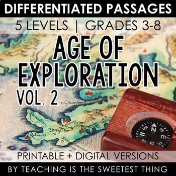 Age of Exploration: Passages (Vol. 2)
