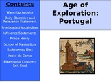 Age of Exploration - Portugal