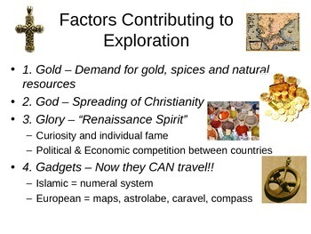 Age of Exploration Power Point