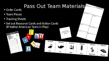 Age of Exploration PowerPoint Board Game PLAY TEST PERIOD