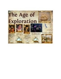 Age of Exploration Project Rubric
