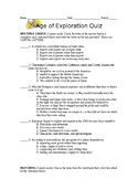Age of Exploration Quiz