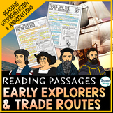 Age of Exploration Distance Learning Reading Passages | Eu