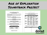 Age of Exploration Soundtrack Project