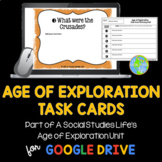 Age of Exploration Task Cards