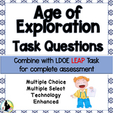 Age of Exploration Task Questions LEAP FORMAT