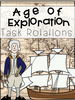 Age of Exploration Task Rotations {Editable}