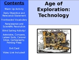 Age of Exploration - Technology